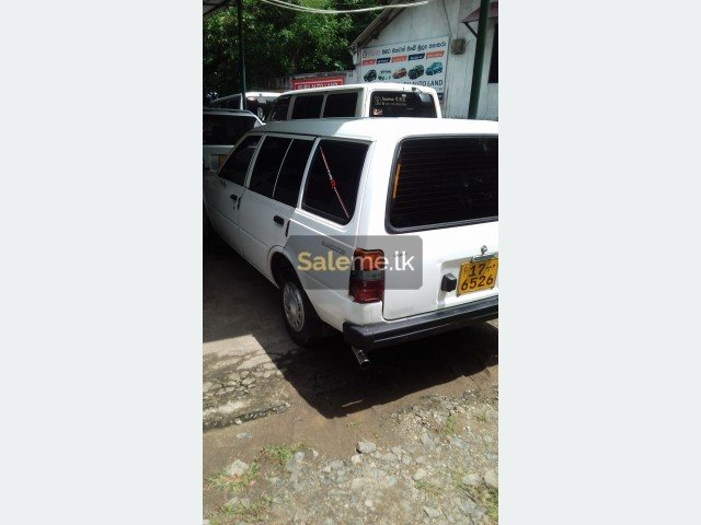 Cars - Nissan Sunny AD wagon  1986 in Kegalle
