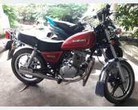 Motorbikes & Scooters - suzuki gn125h 2014 in Kegalle