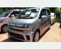 Cars - suzuki wagon r fz (solo-so cars මාරවිල ) 2018 in Marawila
