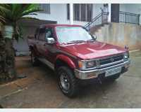 Cars - toyota hilux ssrx 1993 in Gampola