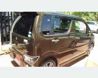 Cars - suzuki wagon r stingray  2017 in Marawila