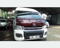 Vans, Buses & Lorries - toyota kdh original passengers  2008 in Chilaw
