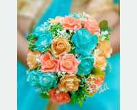 others - bridesmaid, engagement, home coming bouquets in Ratmalana