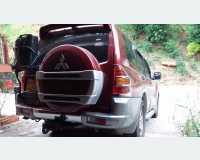 Cars - mitsubishi pajero turbo  2001 in Kandy