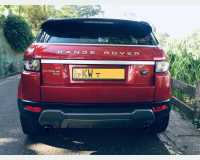 Cars - land rover evoque si4 dynamic  2012 in Kandy